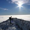 Cloud inversion on Creag Leacach