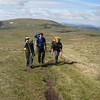 Jon, Scott and Neil on the plateau