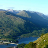 Loch Leven and the Mamores