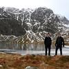 Scott & Gordy in Coire Ardair