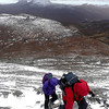 John and Alex ascending Breabag