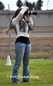 Shooting the 2009 NARA French Ring Western  Zone Regional Championship in Oxnard California. Photo by Elizabeth Koenig.