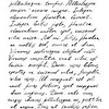 Handwriting old letter - latin text Lorem ipsum background
