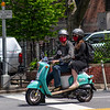 Pandemic Scooter Ride