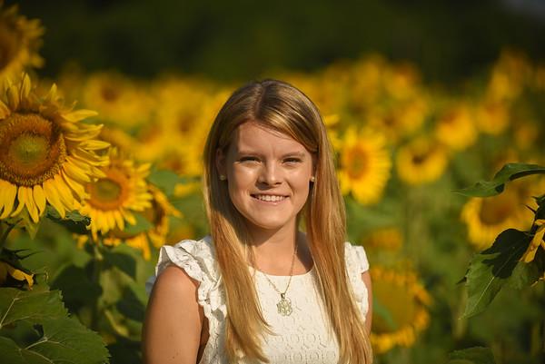 Meg Senior Pics