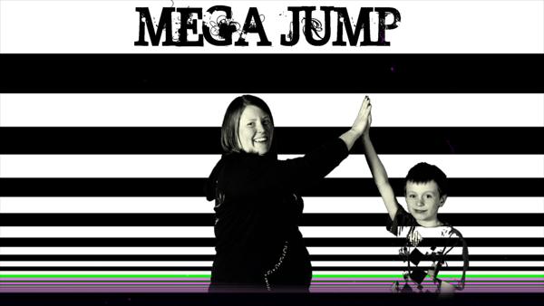 Mega-jump Holiday Party