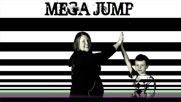 Mega-jump Holiday Party