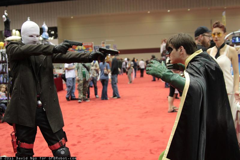 Hush and Robin