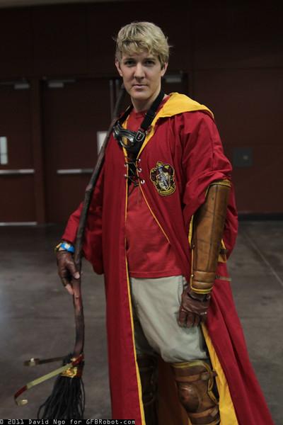 Quidditch Player