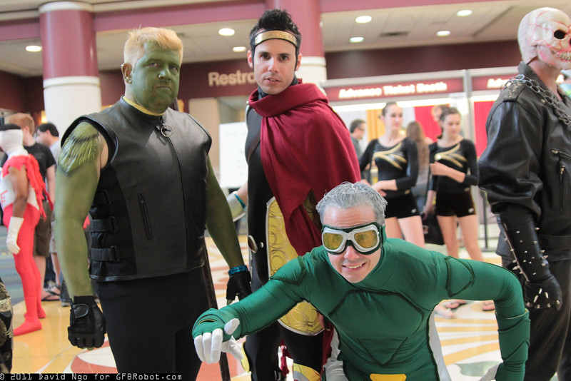 Hulkling, Wiccan, and Speed