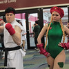 Ryu and Cammy White
