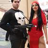 Punisher and Elektra