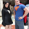 Mary Marvel and Superman