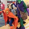 Hobgoblin and Green Goblin