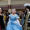 Cruella de Vil, Cinderella, and Captain Hook