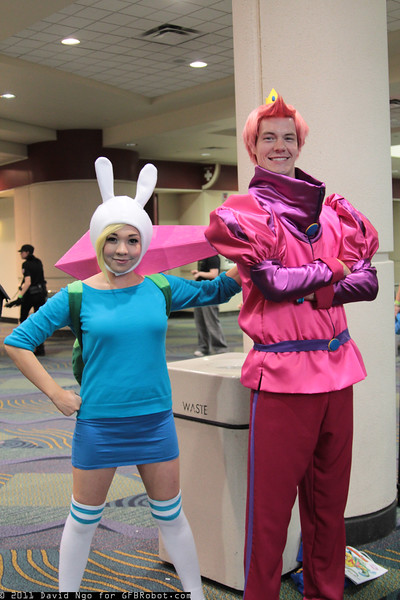 Fionna and Prince Gumball