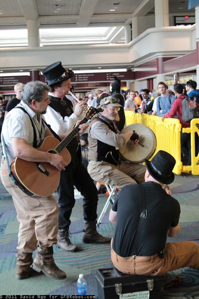 Steampunk Band
