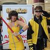 Selphie Tilmitt and Cyclops