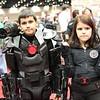 War Machine and Black Widow