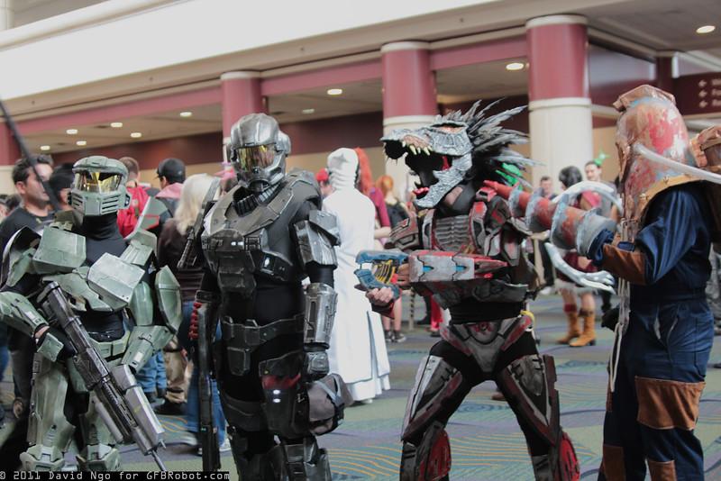 Halo and BioShock