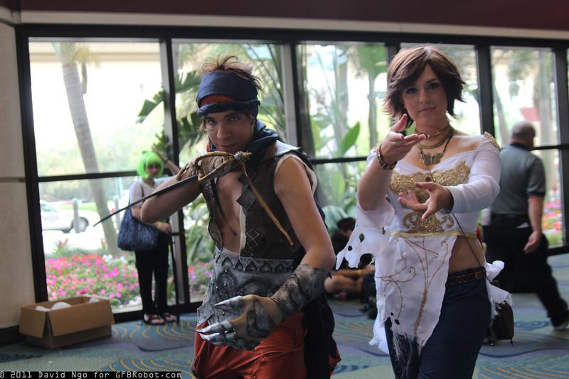 Prince of Persia and Elika