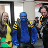 Rogue, Beast, and Wolverine
