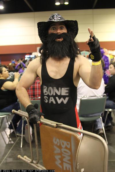 Bone Saw McGraw