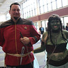 Red Shirt and Orion Slave Girl