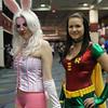 White Rabbit and Robin