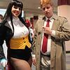 Zatanna and John Constantine