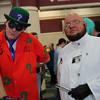 Riddler and Professor Hugo Strange