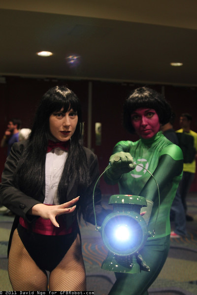 Zatanna and Katma Tui