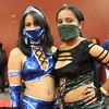 Kitana and Jade