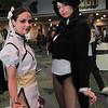 Chun-Li and Zatanna