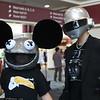 Deadmau5 and Daft Punk