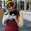 Pinocchio and Jiminy Cricket