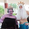 Ursula and King Triton