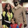 Silk Spectre, Spider-Man, and Rorschach
