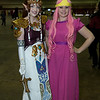 Princess Zelda and Princess Bubblegum