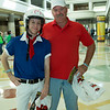 Speed Racer and Pops Racer
