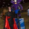 Magneto and Sentinel