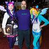 Twilight Sparkle, Spike, and Rainbow Dash