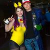 Pikachu and Ash Ketchum