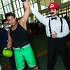 Little Mac and Mario