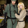 Naked Snake and EVA