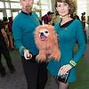 Starfleet Cadets and Alfa 177 Canine