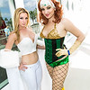 Emma Frost and Rogue