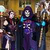 Evil-Lyn and Skeletor