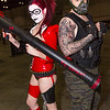 Harley Quinn and Bane
