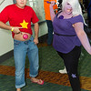 Steven Universe and Amethyst